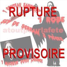SET DE SCREAM, Masque+Robe+Couteau,Halloween,Horreur,Accessoire,Déguisement,Fête
