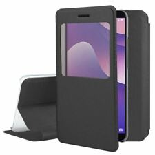 OFFICIAL Smart View Leather Flip Case Stand Book Cover For Huawei Mate 10 Lite