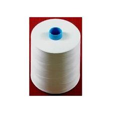 Janome White Embroidery Bobbin Thread 20 000 Metre Cone.