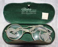 antike Brille in Original Box Optal Optiker Rohr Donauwörth
