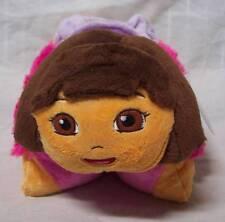 "Pillow Pets Pee-Wees DORA THE EXPLORER 11"" Plush STUFFED PILLOW TOY NEW"