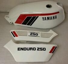 Yamaha DT250MX modèle DT400MX complet peinture decal Kit