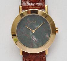 Cado Colorado, natural Jasper dial, orologio con QDT in pietra Diaspro C56
