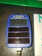 YELLOW JACKET DIGITAL REFRIGERATION GAUGE