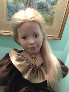 Beautiful Limited Edition Sigikid Doll