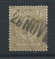 Grande Bretagne N°152 Obl (FU) 1912/22 - George V (Filigrane E)