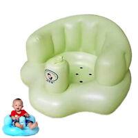 Siège de bain Siège à manger Chaise Bébé Canapé Gonflable Siège bébé sécurité...