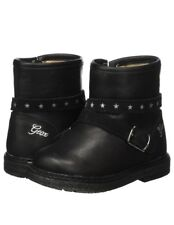 Geox Baby Girls B Glimmer a Walking Shoes Leather Designer UK Size 7 EUR 24 Rare