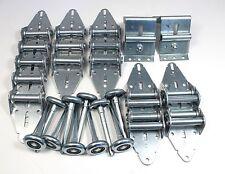 Garage Door 11 Gauge Hinge / Roller Kit for 16' X 7' or 18' X 7 w/ Options