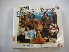 BILL HALEY - THE LEGEND LIVES ON - 3CD BOXSET SIGILLATO 2009