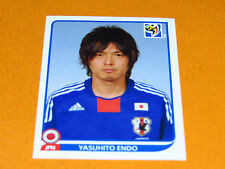 387 ENDO JAPAN NIPPON JFA PANINI FOOTBALL FIFA WORLD CUP 2010