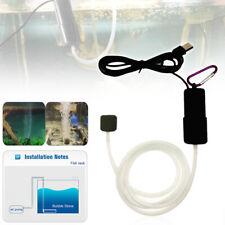 Ultra Silent Mini USB Aquarium Fish Tank Energy Saving Oxygen Air-pump Tool