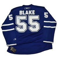 Toronto Maple Leafs Jason Blake #55 Reebok Premier NHL Jersey STILL WITH TAGS