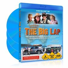 The Big Lap Bluray Series