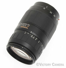 Tamron Canon EF 75-300mm f4-5.6 Zoom Lens (65-17)