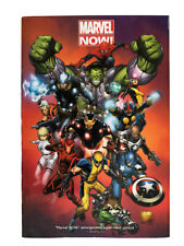 Marvel Now! Omnibus (2013, Hardcover) Nice! Free Shipping
