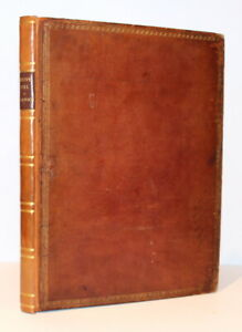 Grove-Hill, A Descriptive Poem/Wood-Engravings/Leather/Antiquarian/Thos.Maurice