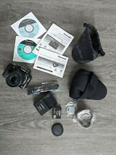 Panasonic LUMIX DMC-G3K Digital Camera - Black ( w/ 14-42mm ) Mirrorless