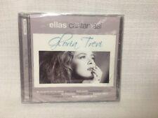 (CN) Ellas Cantan Asi by Gloria Trevi (CD, Jun-2003, Sony BMG)