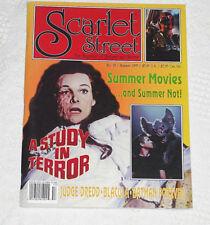SCARLET STREET #19 Summer 1995 (Tim Daly, Brad Pitt, Herman Cohen, Barbara Ling)
