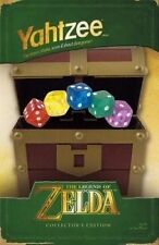 USAopoly Yahtzee The Legend Of Zelda Collector's Edition Game