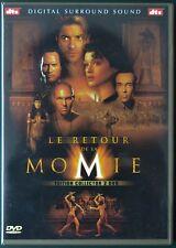 DVD Le retour de la momie (Edition collector 2 DVD)