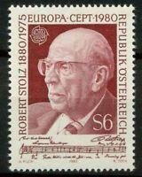 Austria 1980 SG 1881 Nuovo ** 100% Europa CEPT