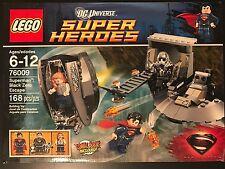 LEGO SUPER HEROES 76009 Superman: Black Zero Escape NISB New & Sealed