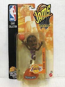 "KOBE BRYANT NBA Jams 99/00 3.5"" Figure 1998 Mattel"