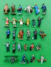 28 Stk. alte H0 Figuren Modellbau