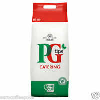 PG Tips 1610 One Cup Pyramid Tea Bags  NEW, Long Expiry Date