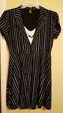 Disney Nightmare Before Christmas Jack Skellington tuxedo dress Size XL