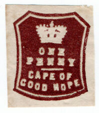 (I.B) Cape of Good Hope Revenue : Stamp Duty 1d