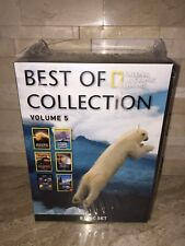BEST OF NATIONAL GEOGRAPHIC VOLUME 5 DVD COLLECTION