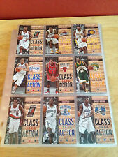 2013-14 Panini Hoops Basketball Class Action Insert Set #1-25