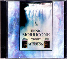 THE MISSION Ennio Morricone OST CD Soundtrack VIRGIN Roland Joffé Joffe NEU OVP