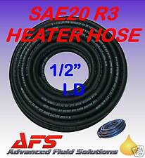 13mm 1/2 I.D Car Heater Coolant Rubber Hose SAEJ20 R3 Engine Rad Water Pipe Tube