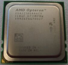 AMD Second-Generation Opteron 2218 2.6 GHz Dual-Core 90 RTB DAYS WARRANTY