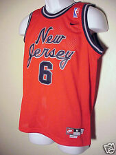 Authentic NBA Rewind 1977 NJ Nets Martin # 6 Jersey Youth  M Lenght +2  NWT