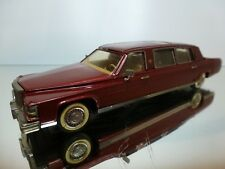 WESTERN MODELS 1:43 - KIM'S CLASSICS MALONEY LIMOUSINE - EXCELLENT CONDITION-9+6