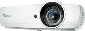 Optoma EH460ST Full 3D Short Throw Projector LAN 20,000:1 4,200 Lumen 1920x1080