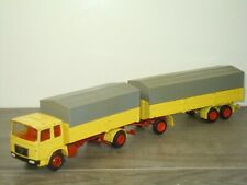 MAN Truck with Trailer - Conrad Germany 1:50 *41780