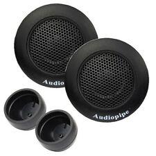 Audiopipe APHET300 Super High Frequency Tweeters (Sold In Pairs) 350W Max 4 Ohms