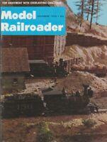 "[75158] ""MODEL RAILROADER"" MAGAZINE - DECEMBER 1970 - Vol.37, No. 12"