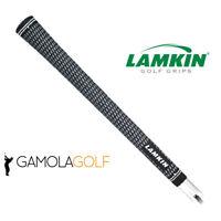 Set of 3 LAMKIN CROSSLINE Round Golf Grips NEW