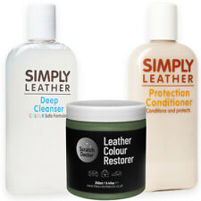 DARK GREEN Leather Cleaner, Conditioner & Restorer for Sofa, Bags, Shoes, Jacket