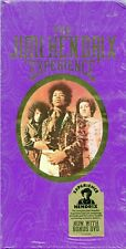 JIMI HENDRIX EXPERIENCE CD DVD SEALED LTD 4 CD + DVD BOX SET FREE U.S. SHIPPING