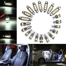 20x White Car Interior LED Light Bulb For BMW 5 Series E39 525i 530i M 1997-2003