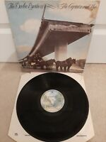 """The Doobie Brothers – The Captain And Me Vinyl 12"""" LP A1/B1 K 46217 1973"""