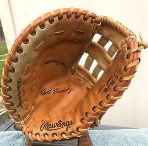 Gold Glover  Keith Hernandez Rawlings LHT Correct Hand For Keith RFM-9